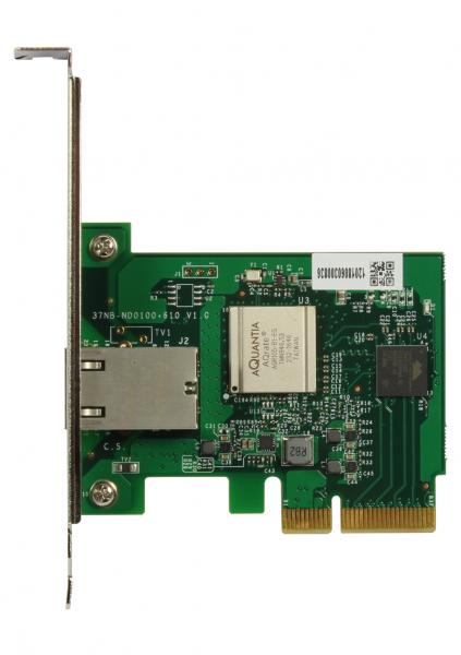 ALLNET ALL0138-1-10G-TX / PCIe X4 Single 1G/2.5G/5G/10GCard