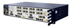ZTE FTTH GPON C320 modulares Chassis