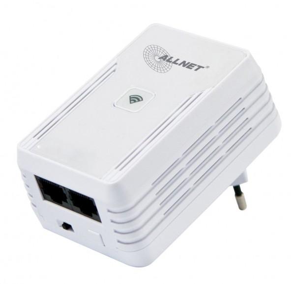 ALLNET ALL1682511v2 / 500Mbps Powerline + 300Mbps AP 2,4/5Gh