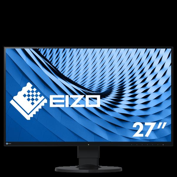 """Eizo FlexScan EcoView UltraSlim EV2780-BK Monitor schwarz 27""""Zoll, IPS-Panel"""