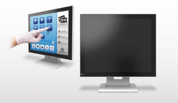 """Eizo DuraVision Touch Monitor FDS1921T grau 19""""Zoll, TN-Panel + LED-Backlight"""