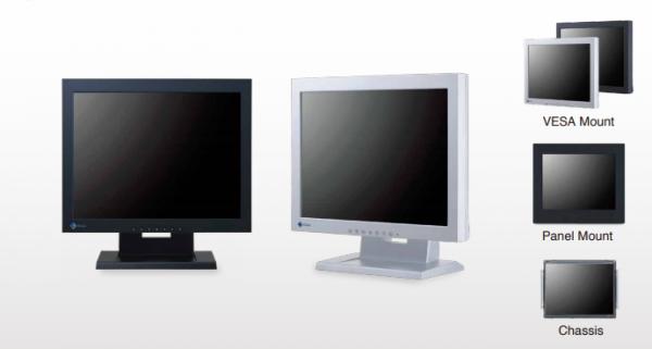 "Eizo DuraVision Touch Monitor FDX1003T-BK schwarz 10,4""Zoll, TN-Panel"