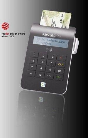 REINER SCT cyberJack® RFID komfort