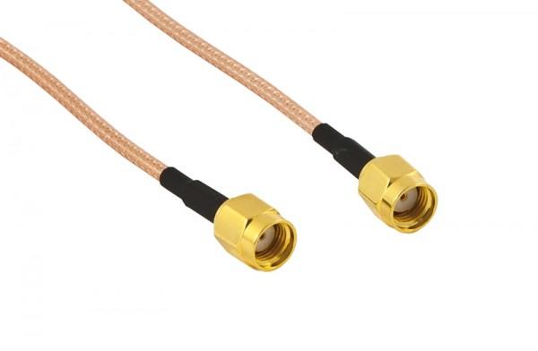 ALLNET Antennen-Pigtail R-SMA (m) auf R-SMA (m) , 30cm