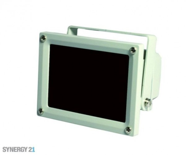 Synergy 21 LED Spot Outdoor IR-Strahler 10W SECURITY LINE Infrarot mit 850nm