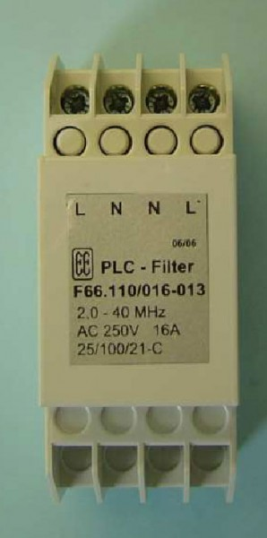 ALLNET Powerline reject-filter 2,0 - 40Mhz 16A