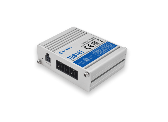 Teltonika TRB141 LTE CAT1 Gateway I/O