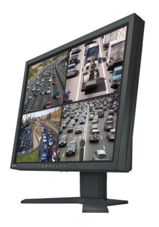 "Eizo DuraVision Video Monitor FDS1903-BK schwarz 19""Zoll BNC-Analog, TN-Panel"