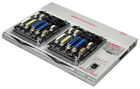 CableEye 821UH / M3UH Kabel-Testsystem, 152 Test-Punkte, erweiterbar auf 1024, Messung von Widerständen ab 0,1 Ohm und Dioden, USB-Interface