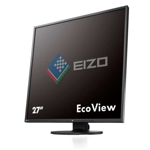 "Eizo FlexScan EcoView EV2730Q-BK Monitor schwarz 27""Zoll, IPS-Panel"