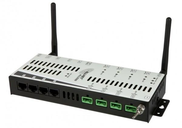 ALLNET ALL3500 / IP Homeautomation Appliance, 4x Sensor-Port