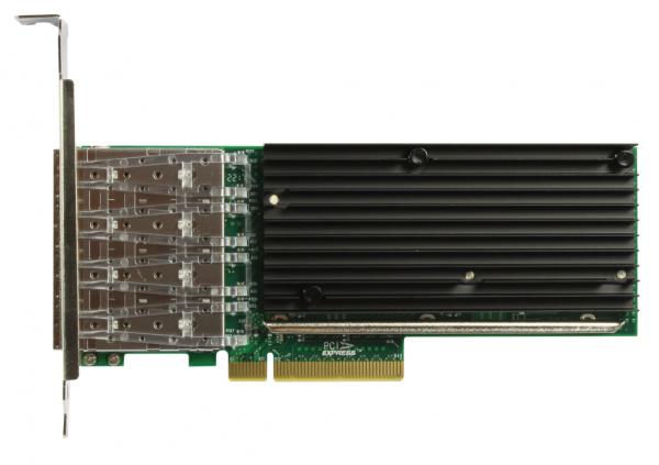 ALLNET ALL0141-4SFP+-10G / PCIe 10GB Quad SFP+ Fiber Card Se