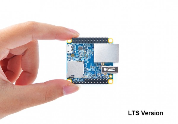 FriendlyELEC NanoPi Neo LTS - 512MB QuadCore Allwinner H3 Qu