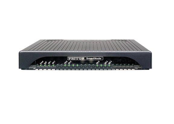 Patton SmartNode 4171, VoIP Gateway, 2ETH, 1 E1/T1 PRI, 15 Channels not upgreadable, HPC