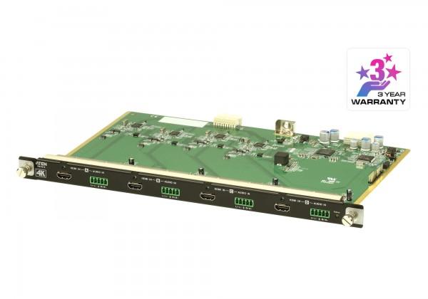 Aten Video Switch, Modulare Matrix Chassis, zbh. 4-Port 4K Input Board