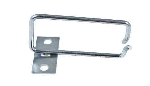 """Allnet 19""""zbh.Kabelbügel einzeln, B40xT80mm, außen, seitlich"""