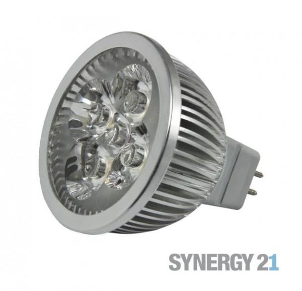 Synergy 21 LED Retrofit GX5,3 4x1W ww V2 dimmbar