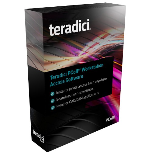 Teradici VDI Workstation Access Software, Windows - 10-pack Named User - 1yr subscription