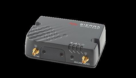 Sierra Wireless RV55 Industrial LTE Router, LTE-A Pro, WIFI