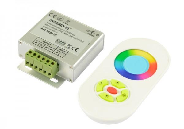 Synergy 21 LED Bodeneinbaustrahler ARGOS zub RGB-Controller