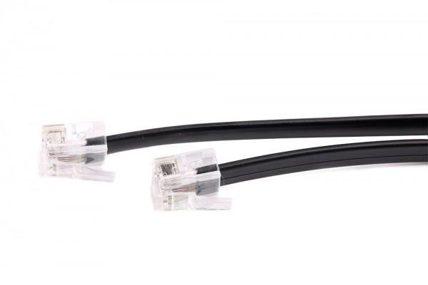 Makeblock-6P6C RJ25 cable-5cm(4-Pack) (kein original Makeblock Zubehör)