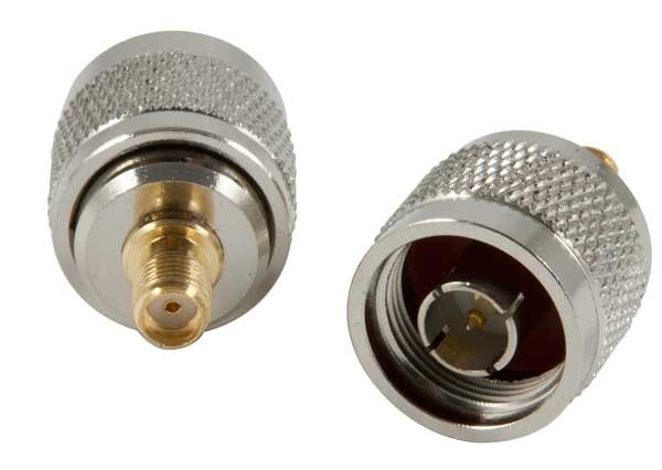 ALLNET Antennen-Adapter SMA Buchse auf N-Type Stecker (m)