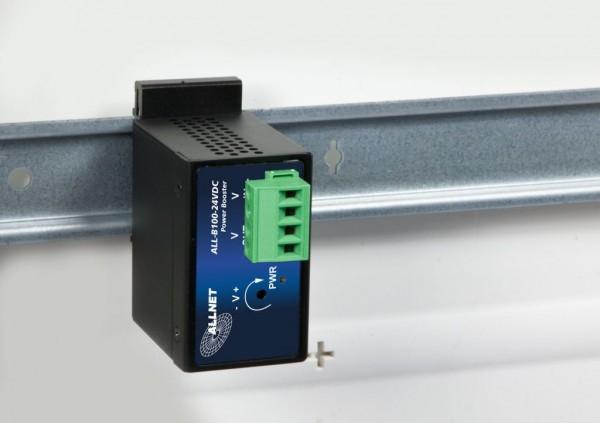 ALLNET ALL-B100-24VDC / Power-Booster 24VDC to 48~55VDC 90W