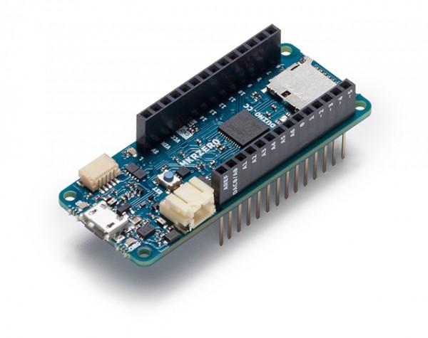 Arduino® MKR Zero (I2S Bus & SD für Sound, Musik & digitale
