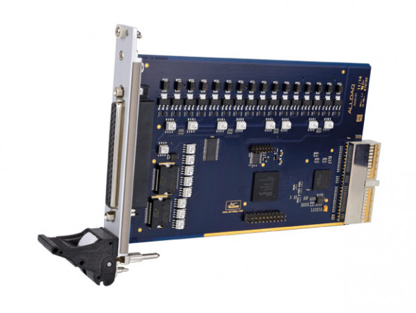 ALLDAQ ADQ-10-cPCI / Optoisolierte CompactPCI-Digital-I/O-Karte, 16 DI, 16 DO, 16 TTL-DIO