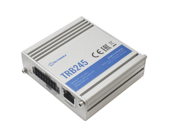 Teltonika TRB245 LTE Cat 4 Gateway