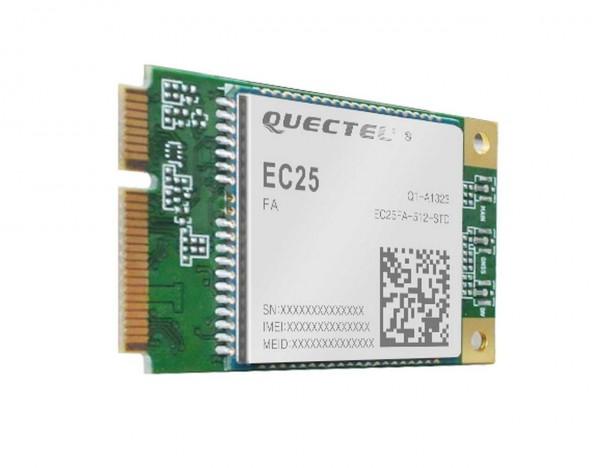 ALLNET LTE Modul Quectel EC25 Cat4 Mini PCIe
